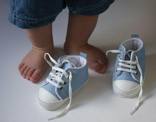обувь для ребенка 2-3 лет