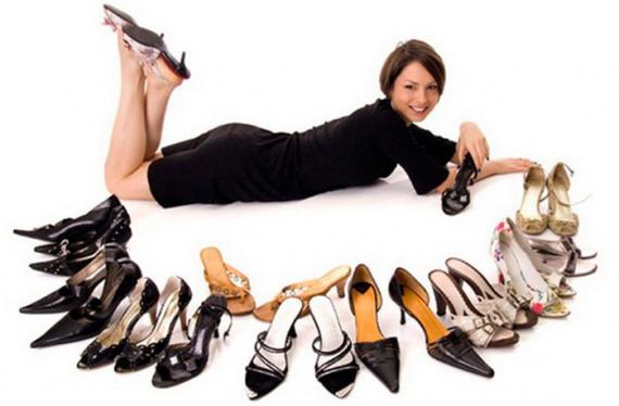 Обувь раскроет все твои тайны