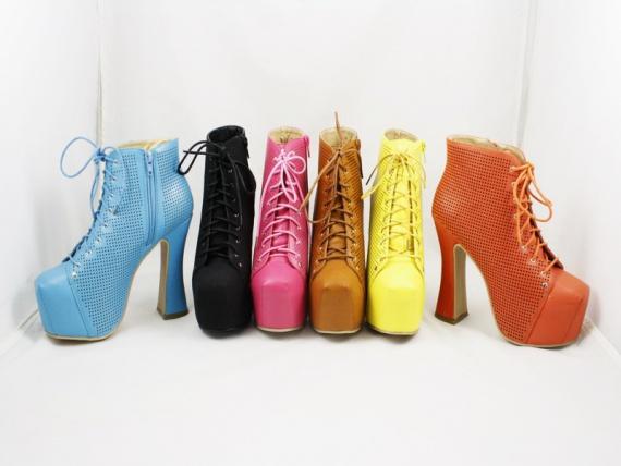 Выбор обуви через интернет. На что обратить внимание