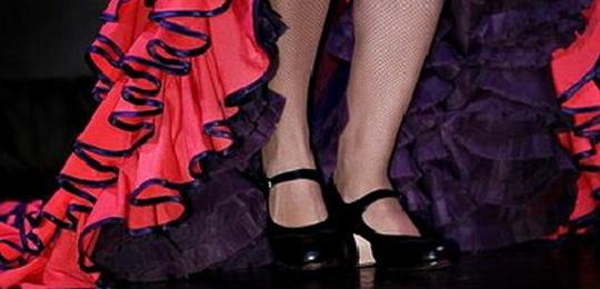 Правильная обувь для фламенко