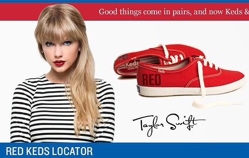 Тейлор Свифт создала коллекцию обуви