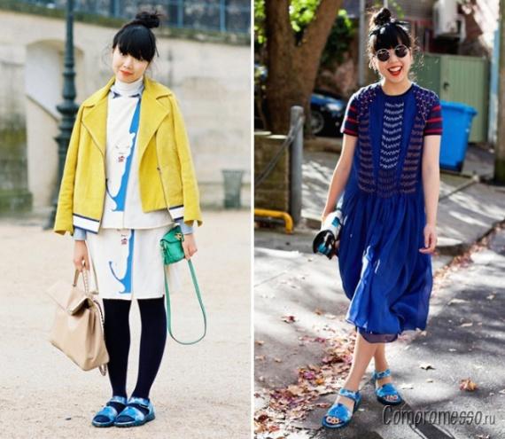Спортивные сандалии для женщин: с чем носить