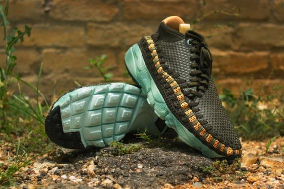 Кроссовки Deep Smoke пополнили серию Air Footscape Woven Chukka от Nike