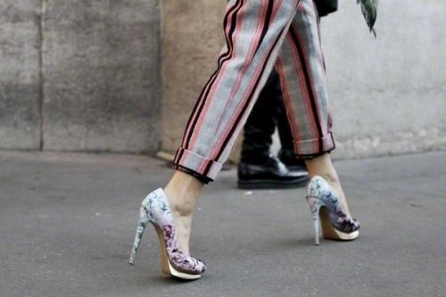 Модный уличный стиль
