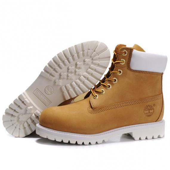Топ-10 желтых ботинок