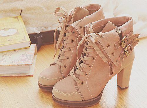полусапожки или ботинки
