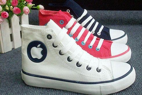 Apple запатентовала «умную обувь»