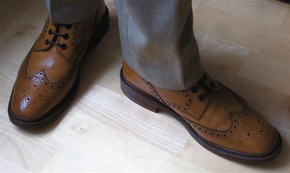 Обувь и длина брюк