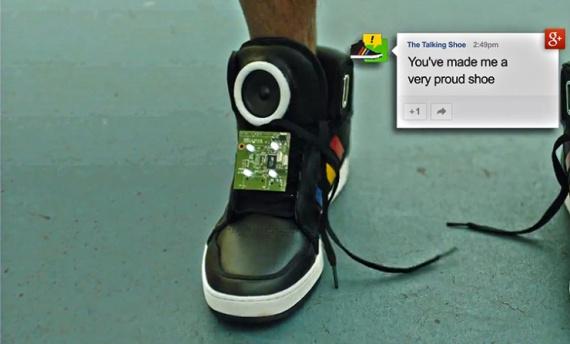кроссовки google