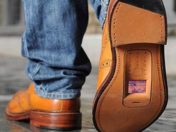 Обувь от Шона Майлза