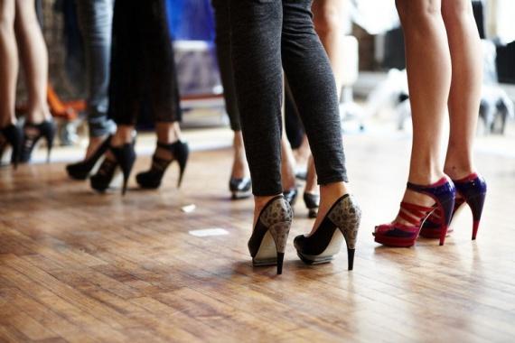 разнашиваем обувь