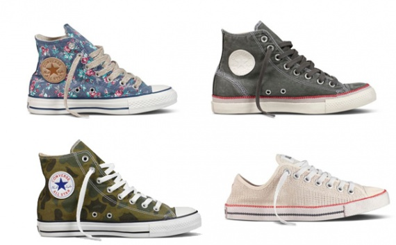 коллекция кедов Converse