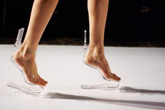 Туфли-невидимки