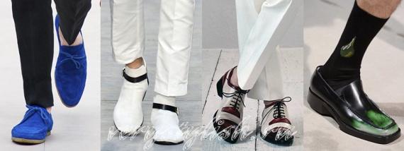 Мужская обувь весна-2014