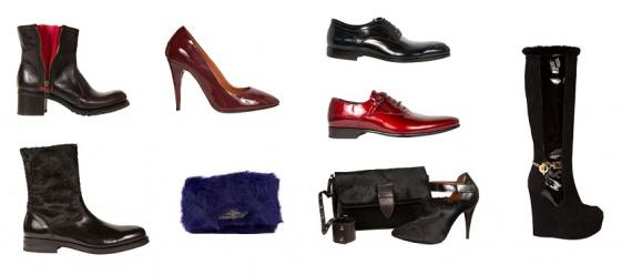 обувь на хэллоуин
