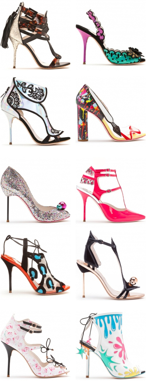 Лучшая коллекция обуви весны-2014