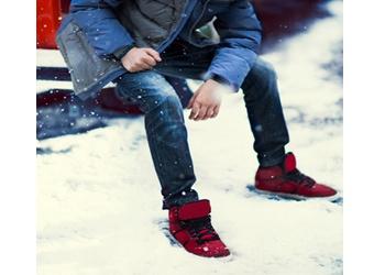 Модная детская обувь 2014: Стиль и элегантность