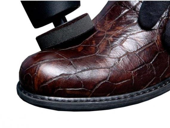 дермантиновая обувь