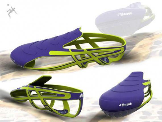 Удовольствие без боли с новыми кроссовками для пляжного футбола от Asics