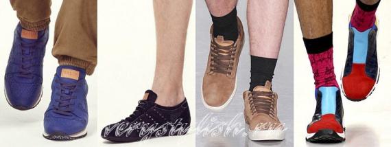 Мужские кроссовки 2014