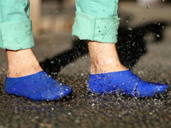 Испанцы разработали эко-обувь из овощей