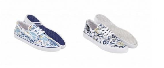 Мужская обувь сезона весна-лето 2013: LACOSTE L! VE