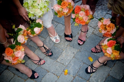 Какие они - туфли для стильной невесты?
