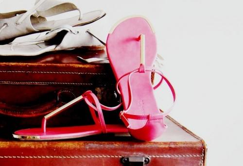 Какую обувь взять с собой в отпуск