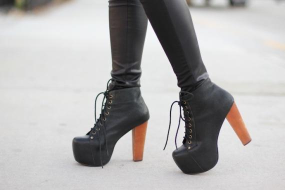 Модная обувь-2014: ботильоны