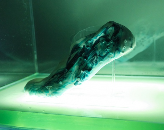 Новая технологичная обувь сможет прослужить всю жизнь