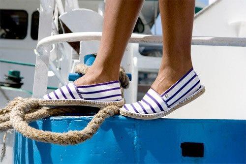 Самая удобная обувь лета 2014 – эспадрильи