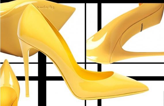 Dolce & Gabbana презентовали новую коллекцию туфель Kate