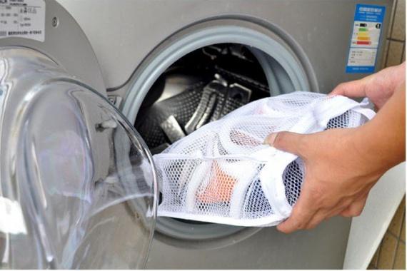 обувь в стиральной машинке