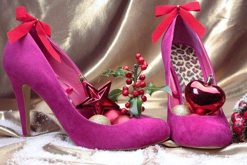 обувь на новый год 2015