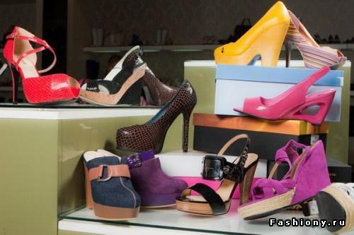 виды каблуков