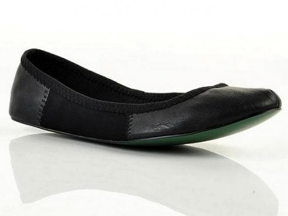 Балетки и каблуки в одной паре обуви - уникальное изобретение Шины Янг