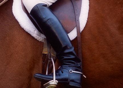 Правильная обувь для верховой езды