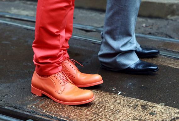 Мужская осенняя обувь: правила выбора