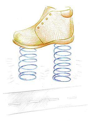 выбор детской обуви