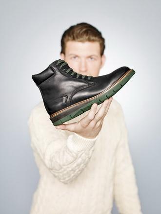 Мужская обувь Thomas Munz, Осень-зима 2013−2014
