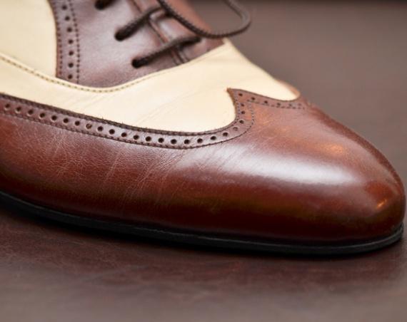 Для новой мужской обуви потребуется много тестостерона