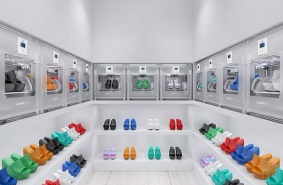 Каждый день в новых туфлях ‒ невозможное возможно с 3D принтером