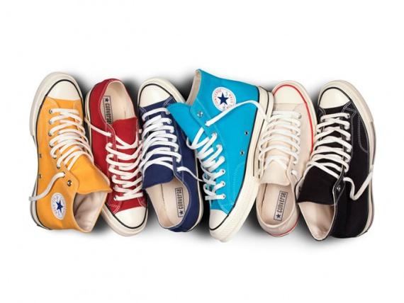 История обуви: кеды