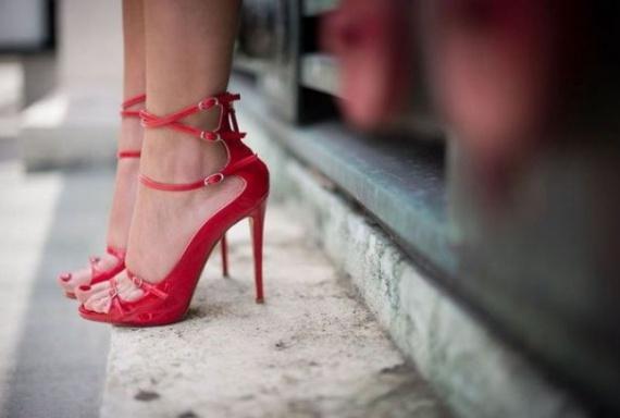 Самая модная обувь весны-2014