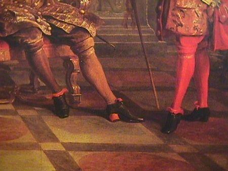мужские каблуки