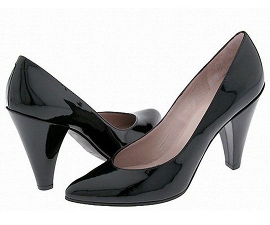 деловая женская обувь