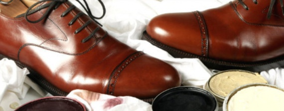 Как полировать обувь