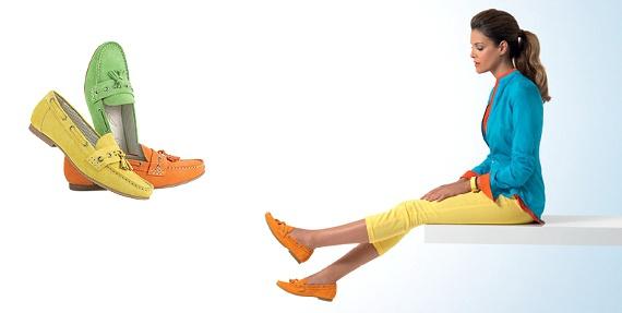 Как создать яркий образ с помощью обуви