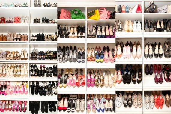 100 пар обуви
