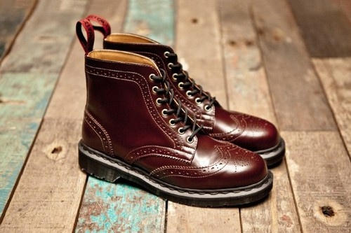 Обувной ликбез: мартинсы и тимберленды